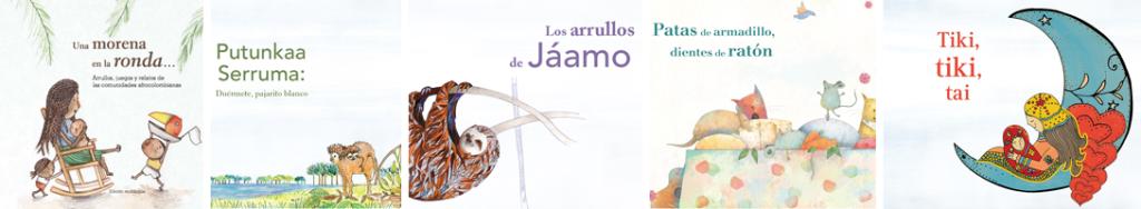 Colección de libros con Enfoque diferencial del ICBF.