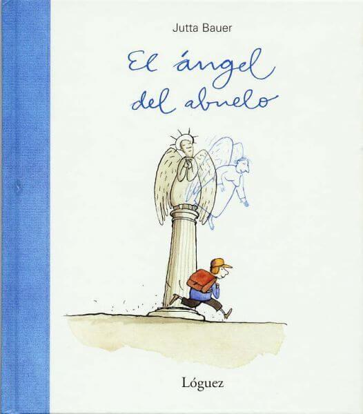 El ángel del abuelo es un libro recomendado para niños entre 6 y 8 años. Pregunta por él en tu biblioteca pública más cercana.