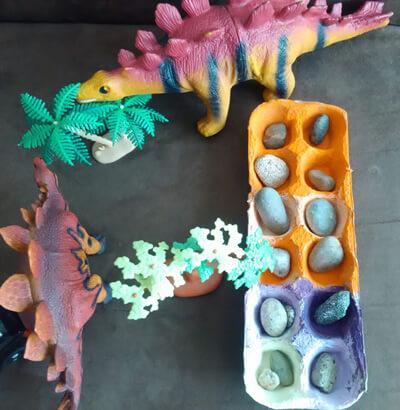 Juegos Y Aventuras Para Ninos Que Aman Los Dinosaurios Maguared