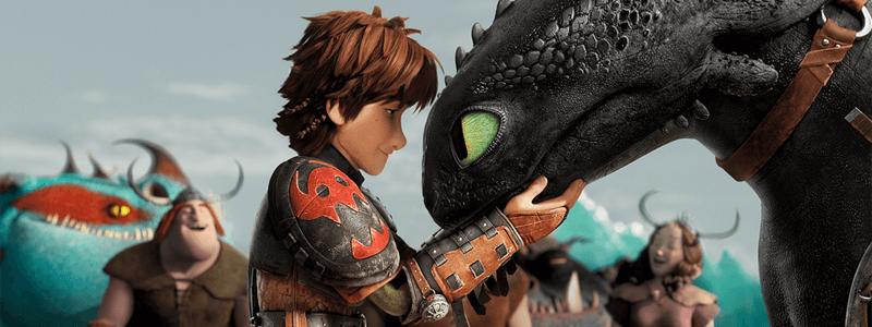 Cómo entrenar a tu dragón (2010).