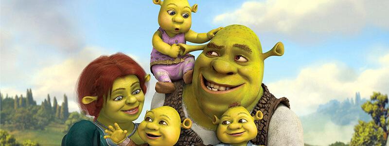 Shrek Tercero (2007)
