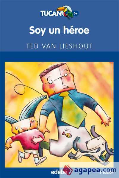 """Soy un héroe (2006) es uno de los libros de este autor que se pueden encontrar traducidos al español: """"Últimamente me han pasado muchas cosas. Historias de terror. Menos mal que soy un valiente y he sabido enfrentarme a todos los peligros""""."""