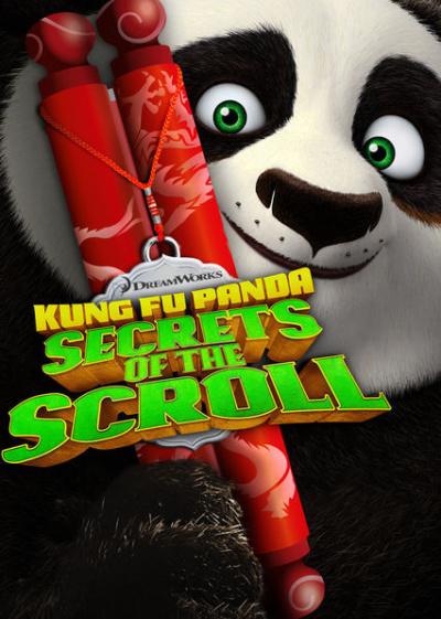 Cortometraje Kung Fu Panda: Los secretos del pergamino.