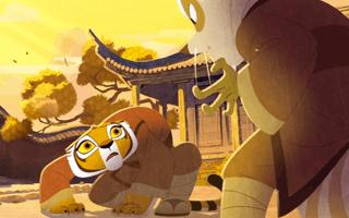 Kung Fu Panda, los secretos del rollo. Un corto para hablar con los niños sobre la diversidad