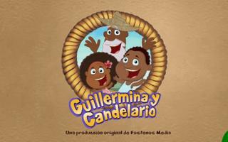 VIDEO / Guillermina y Candelario, una serie animada sobre niños del Pacífico colombiano