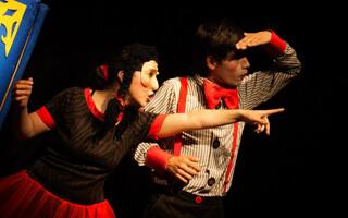 ¡Teatro para guaguas en Pasto! A repensar la ciudad desde el arte y con los niños