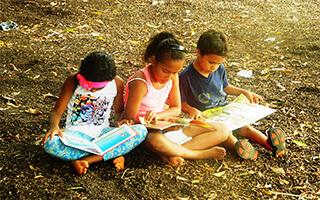 El Hatillo: un corregimiento olvidado que se transforma a través de los niños y los libros