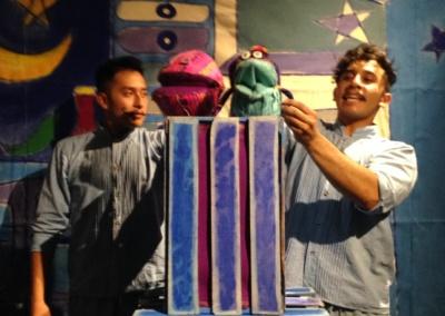 Vean en línea La aventura de Panké, ¡micro teatro para niños!