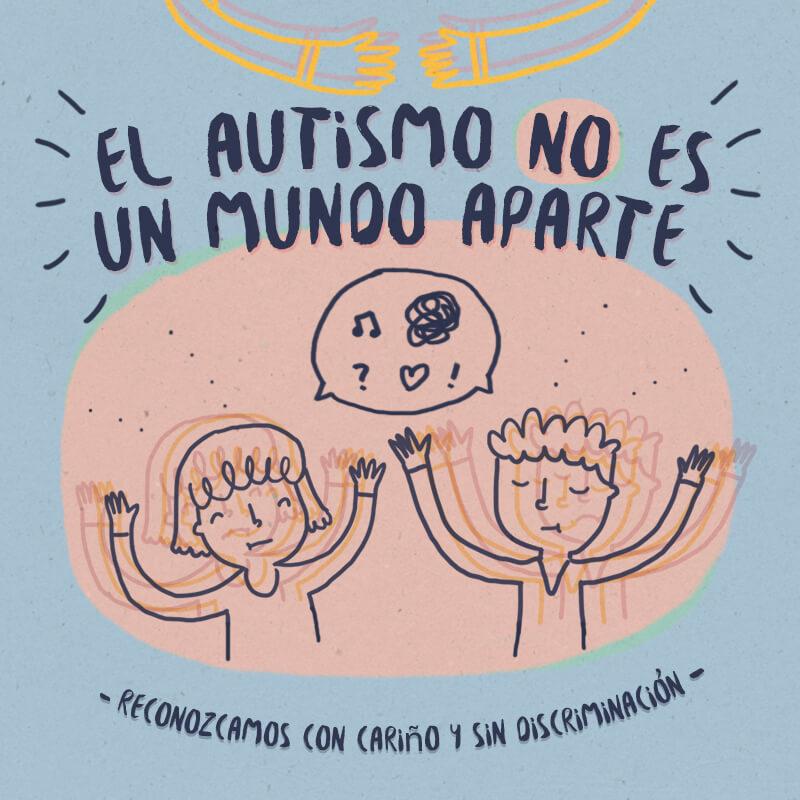 Mundo Es El No Aparte Un Maguared Autismo wqIpgEIUx