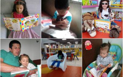 ¡Leer en voz alta es la clave para motivar a los niños!