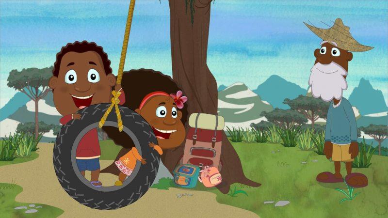 Series infantiles de padres e hijos para ver gratis en internet
