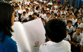 Un docente que no lee es como un niño que no juega