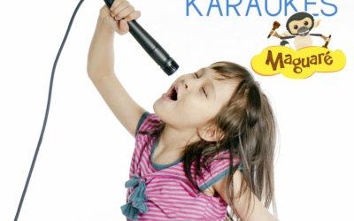 Guías de uso: ¡A jugar karaokes Maguaré con los niños!