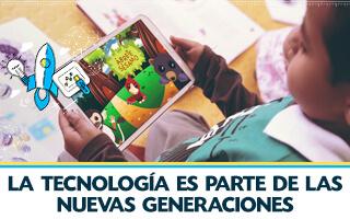 En Maguaré los invitamos a hacer un uso activo de los contenidos en el entorno digital