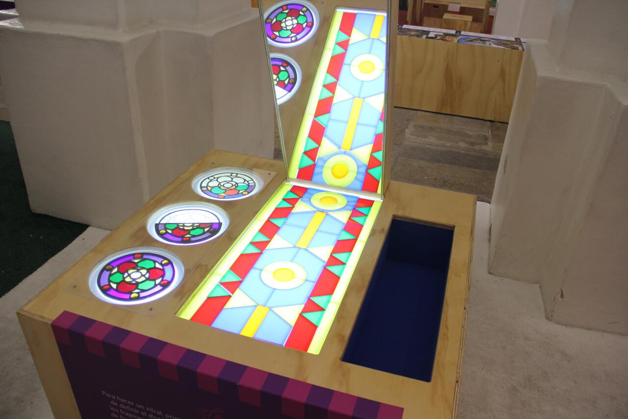 Exposición infantil edad media Museo Nacional de Colombia y Museo de Cluny
