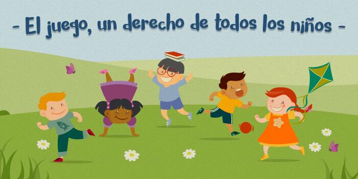 El juego, un derecho de todos los niños - MaguaRED