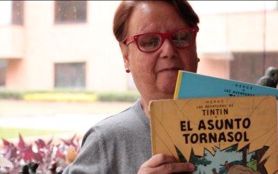 La guardiana de la memoria, un perfil de Irene Vasco
