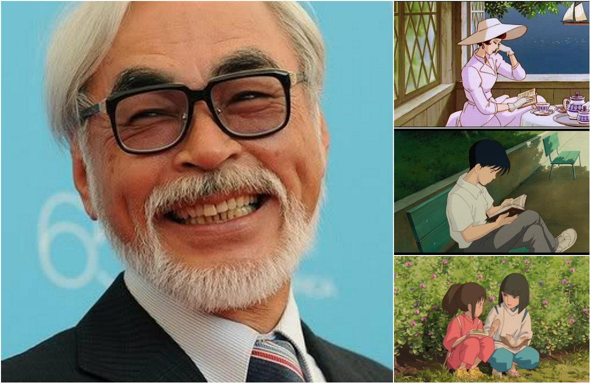 Películas MIyazaki lectura