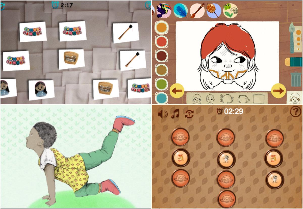 Juegos gratis para niños en internet? ¡Los mejores son de Maguaré ...