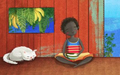 Con Maguaré y MaguaRED, tradición afrocolombiana para niños y mucha diversión