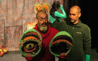 ¡A divertirse en el Festival de títeres de Bogotá!