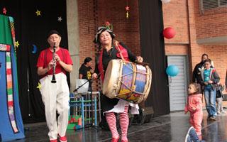 Teatro comunidad, memoria y rondas tradicionales