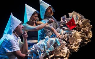 Teatro de Ocasión, pioneros latinoamericanos en el arte y la música para la primera infancia