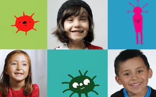 Emoticones, una serie de Mi Señal protagonizada por niños de 3 a 6 años de edad