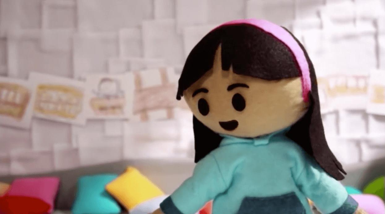 Serie musical para niños pequeños y niñas primera infancia