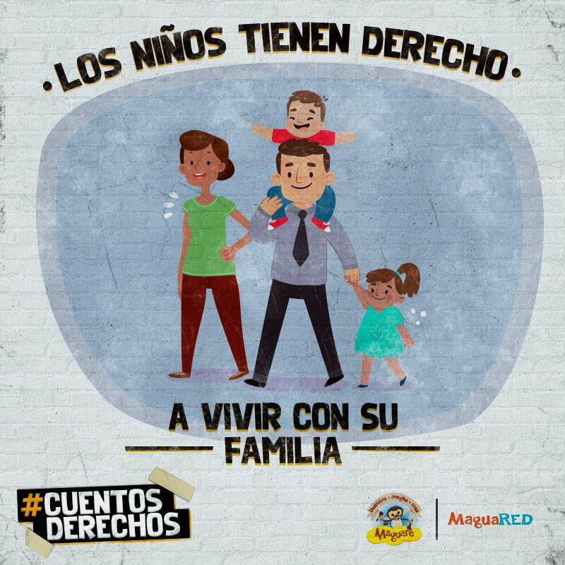 Derechos de los niños y niñas, cuentos