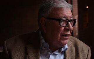 Pablo Medina, maestro, investigador y librero