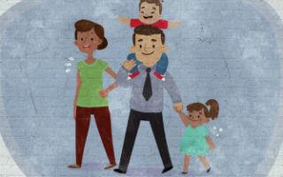 #CuentosDerechos 4: Niños y niñas tienen derecho a vivir con su familia