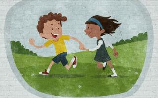 #CuentosDerechos 5: Niños y niñas tienen derecho a la libertad