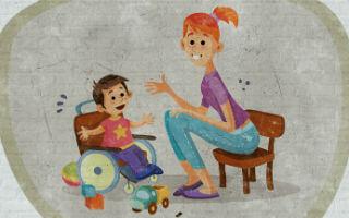 #CuentosDerechos 10: Niños y niñas tienen derecho a la atención especial en discapacidad