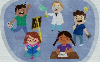 #CuentosDerechos 11: Niños y niñas tienen derecho a la educación