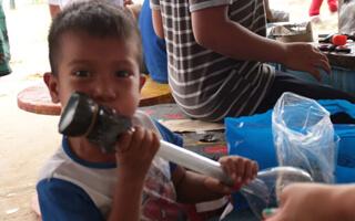 El PetNocho, una vuvuzela que todos podemos hacer en casa