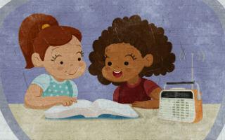 #CuentosDerechos 7: Niños y niñas tienen derecho a acceder a la información