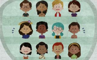 #CuentosDerechos 8: Niños y niñas tienen derecho a que se respete su cultura