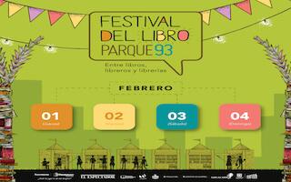 ¡Prográmense con el Festival del Libro Parque 93!