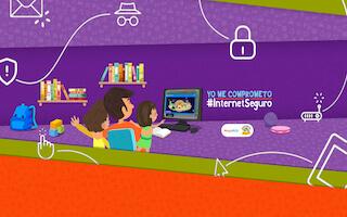 Los invitamos a construir un internet más seguro para la niñez