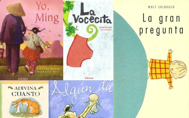 5 libros infantiles para acompañar momentos difíciles