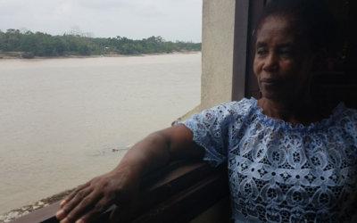 Ana Lorenza, una heredera del saber ancestral de la partería en Chocó