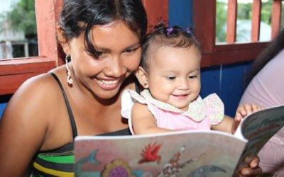 La lectura, un súper poder para los niños