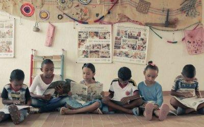 Encuesta Nacional de Lectura 2017 y primera infancia