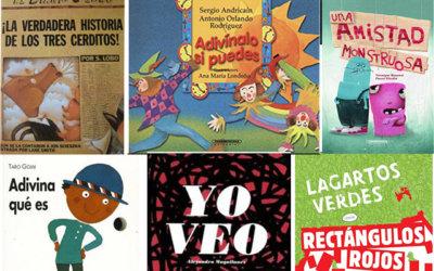 Actividades lectoras para niños de 4 a 6 años