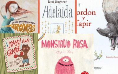 5 libros infantiles de la colección Leer es mi Cuento para hablar de diversidad