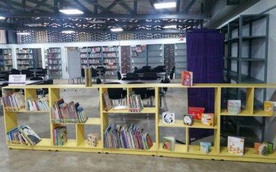 Nueva Biblioteca Pública en el Litoral del San Juan, en Chocó