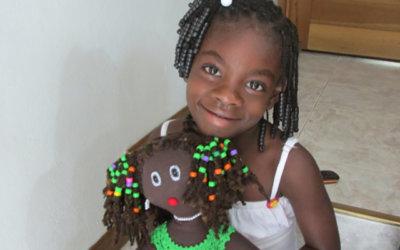 Choiba, las muñecas negras de Quibdó