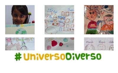 ¿Cómo se dibuja la diversidad?