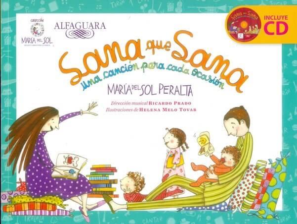 5 libros infantiles de la Colección Leer es mi Cuento para cantar ...